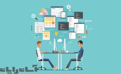 تفاوت طراحی وب و توسعه وب