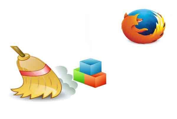 پاک کردن کش در مرورگر فایرفاکس و گوگل کروم