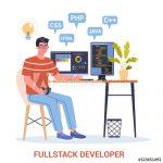 به چه کسیFull Stack Developer میگویند؟