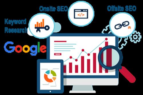 نمایش سایت در موتورهای جستجو