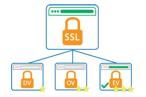 انواع SSL