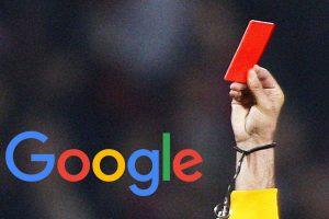 رفع مشکل بلاک شدن سایت توسط گوگل