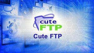 آموزش نرم افزار CuteFTP