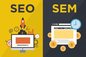 تفاوت بین SEO و SEM چیست؟