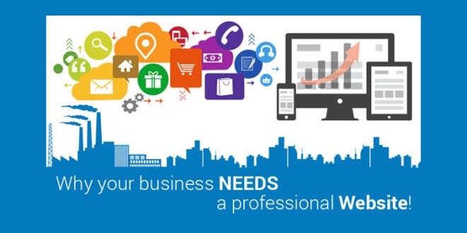 چرا کسب و کار شما به یک وب سایت نیاز دارد ؟