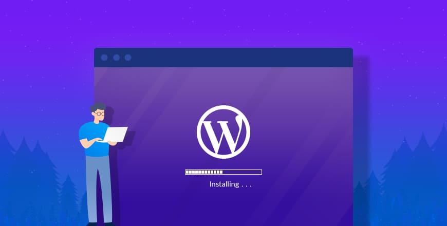 آموزش نصب وردپرس (wordpress)